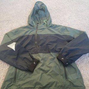UA Under Armour Windbreaker jacket Hoodie 2xl